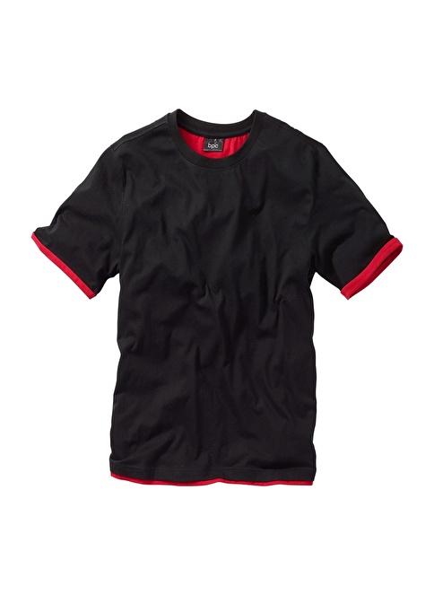 Bonprix Tişört Siyah